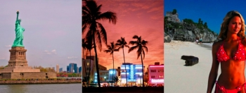 Grand Tour Cancun + Miami & New York