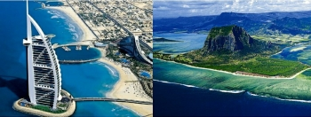 Grand Tour Mauritius + Dubai